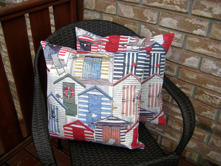 Christmas decor,Boat house Cushion covers,cottage decor,2 nautical pillow covers,home accent,pillow covers by Designs by Willowcreek on Etsy by DesignsByWillowcreek on Etsy