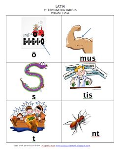 Free download of Cycle 2 Latin Pronunciation helps.