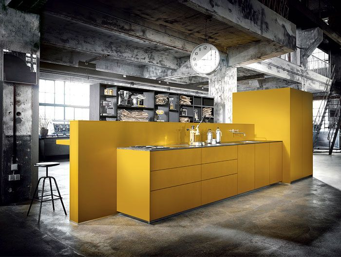 M s de 25 ideas incre bles sobre cocinas amarillas en - Disenos de cocinas pequenas y sencillas ...