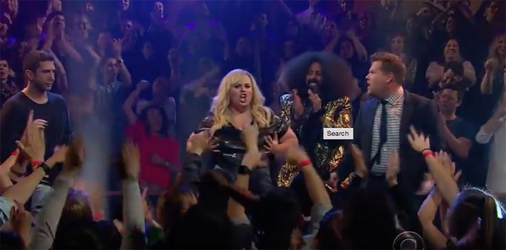 David Schwimmer and Rebel Wilson Completely Destroy James Corden in the Best Late-Night Rap Battle Yet : Hombres Mag For Men