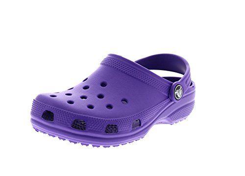 Crocs Classic Clog Kids, Zuecos Unisex Niños #Crocs #Classic #Clog #Kids, #Zuecos #Unisex #Niños