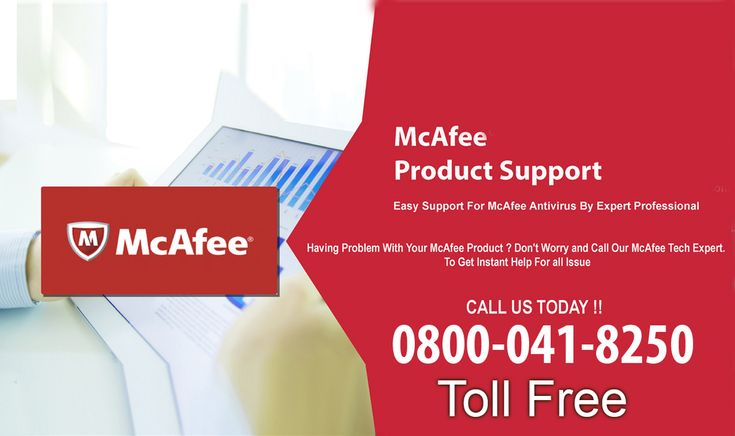 44 Best Support For Mcafee Antivirus Images On Pinterest