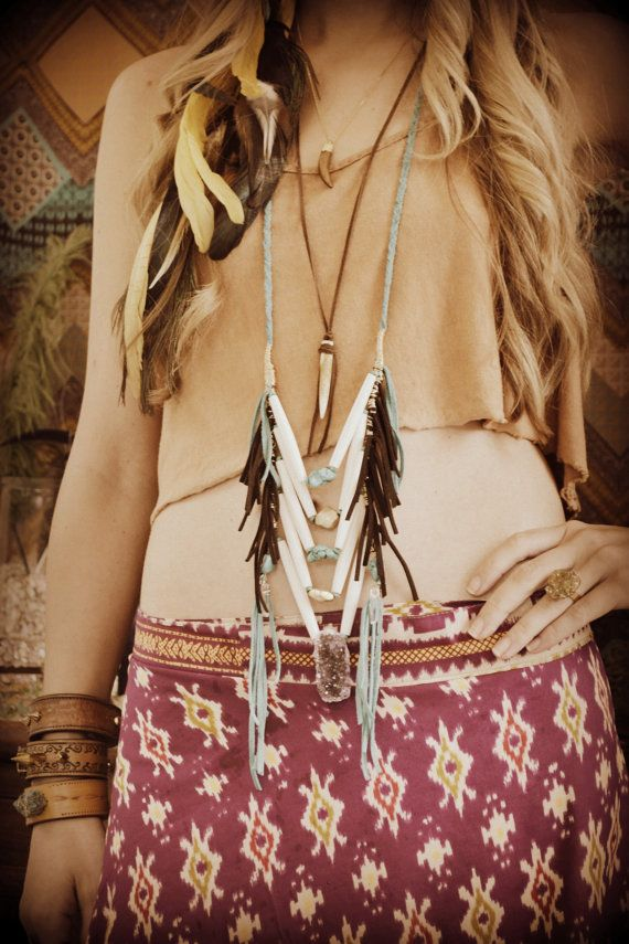 Bohemian Path Tarot: 104 Best Bohemian Necklaces {Jewelry} Images On Pinterest