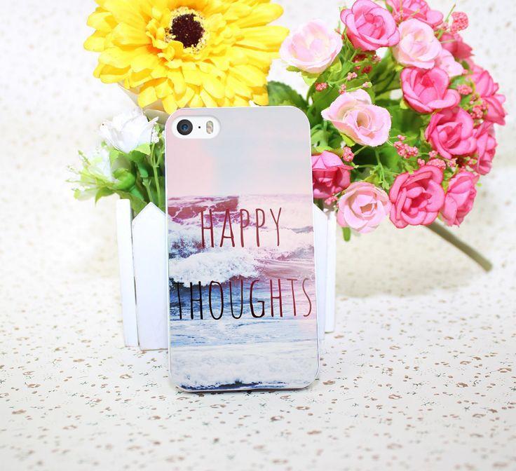 Happy thoughts #happy #happiness #thoughts #case #etui #phone #telefon #obudowa #design #gadżet