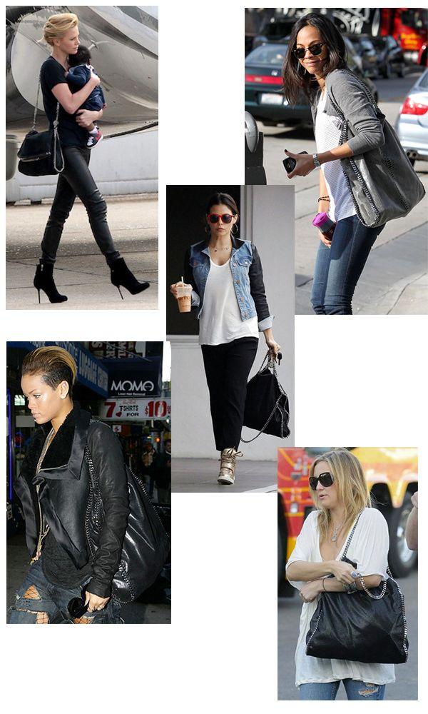 Personalized Stella Mccartney Bag Handbags I Love
