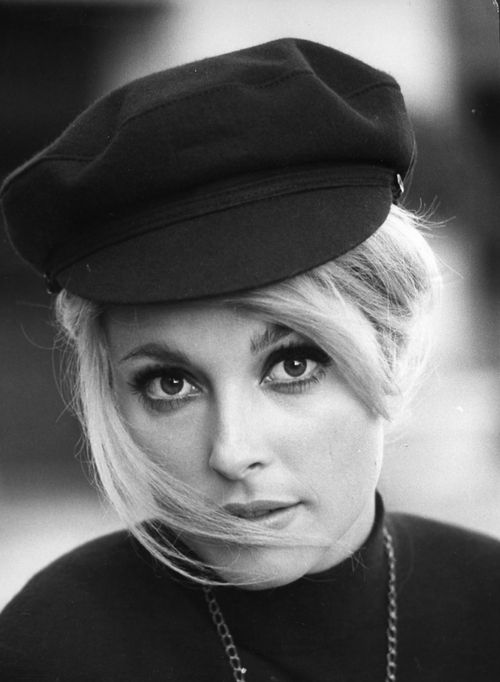 Sharon Tate - It's hard to put into words how much I love Today's Style Star. Stunning.