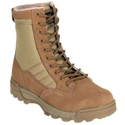 Original SWAT Men's 115003 Tan Lightweight Non Slip Uniform Boots