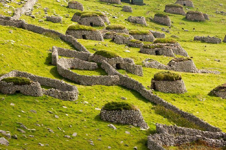 Iles St Kilda, Hébrides extérieures, Ecosse