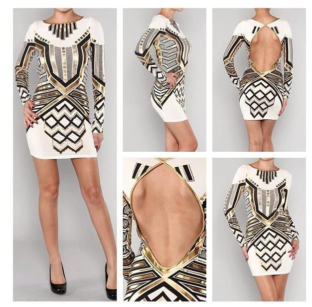 Thats a vegas dress right there