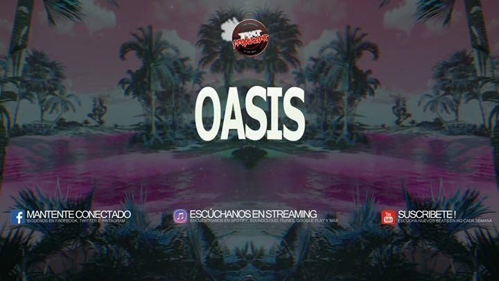 Oasis Instrumental De Rap Estilo Boombap Troke Produczone