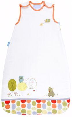 Grobag Baby Sleep Bag 2.5 Tog  - Woodland Tale $49.99 - from Well.ca