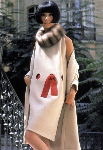 Pierre Cardin, 1965 Dress