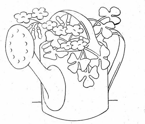 19 best april coloring sheets images on Pinterest