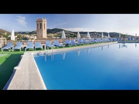 Hotel Mercè 3*, Pineda de Mar, Spain - YouTube