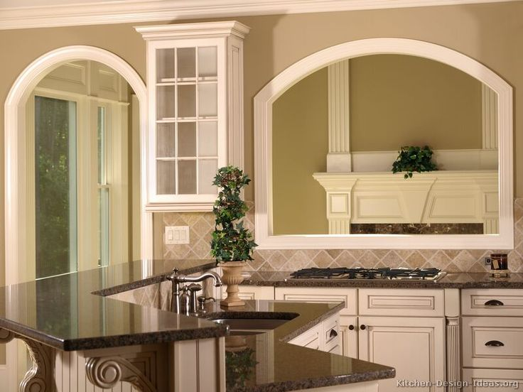 58 Best Images About Pass Through Windows On Pinterest Antique White Kitchens Cabinets And Window
