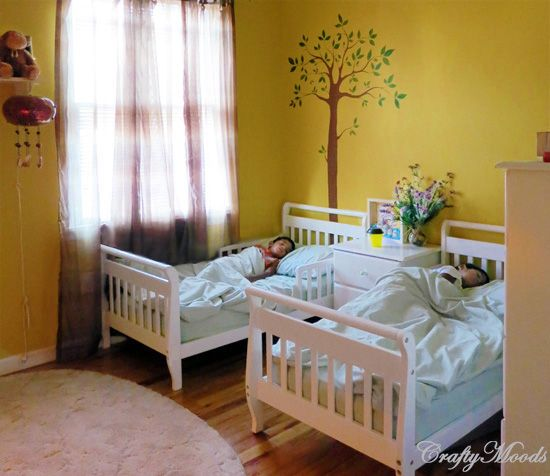 Crafty Moods - Free craft and lifestyle projects resource for all ages: DIY: Cheap Luxury Bedding for Kids