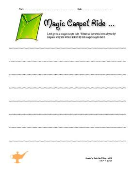 Magic Carpet Ride- Visions Of Childhood - Poem by ANNE P LadeeAnne MURRAY