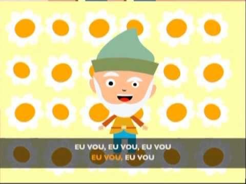 ▶ Branca de Neve (@ Kindergarten 4) – YouTube   – Portuguese Videos for Kids – Links