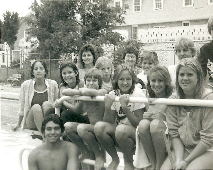 Perry Recreation back in the day. Do you see anyone you know ?