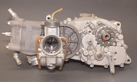 krauser engine grand prix