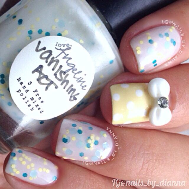 35 best IG@Nails_by_dianna images on Pinterest   Glitter, Sequins ...