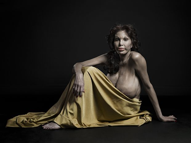 A New Kind of Beauty by Philip Toledano
