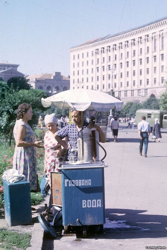 Back In The U.S.S.R.: The Soviet Union In Color In 1963