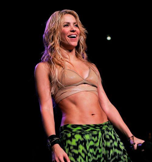 Abdominales de Shakira. Abdominales hipopresivos