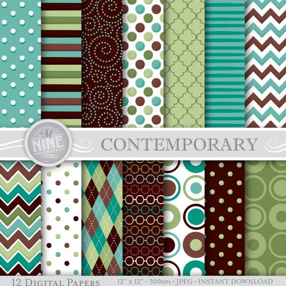 image relating to Patterns Printable named Modern-day Electronic Paper Downloads / Impressive Printable