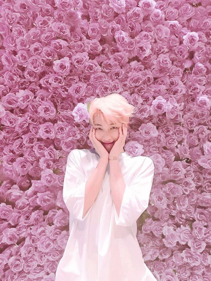 Flower Monster ♠♡ Kim Namjoon | #RM [Rap Monster] | Joonie - Bangtan Sonyeondan | BTS ♪