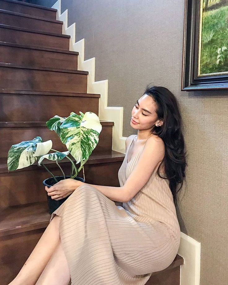 Kanyaphatsaphon R. on Instagram: 💜🐒 | Fashion, Style