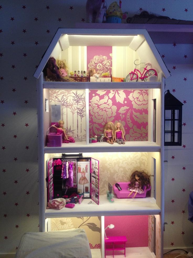 Barbiehuis Inspiratie Heb Binnenkort Een Kast Over Wie