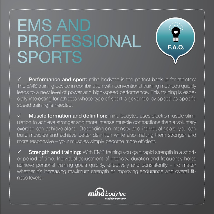 ems and professional sports
