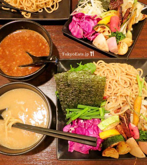 Camino ramen http://www.tokyoeats.jp/camino/  #tsukemen #ramen #tokyo #note