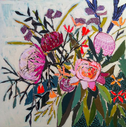 lulie wallace paintings i am currently obsessed with the gorgeous floral paintings of lulie wallace