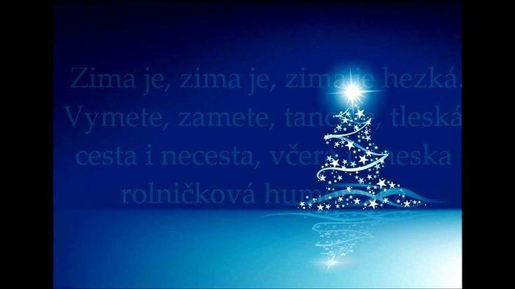 Hana Zagorová: Zima, zima, zima