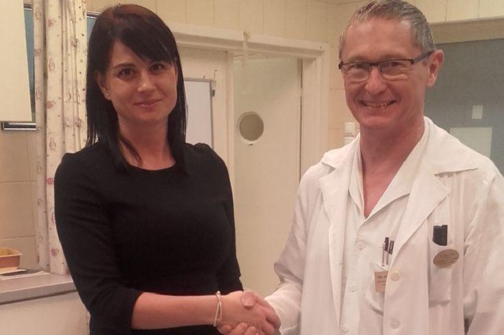 A tavalyi évben az MVM Partner Zrt. 10 millió forint támogatást nyújtott a Heim Pál Gyermekkórház alapítványának.