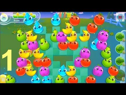 Farm Heroes Super Saga Android Gameplay HD #1