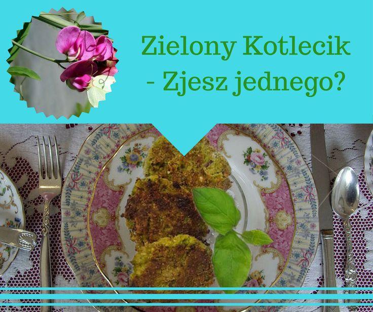 Kliknij i zgarnij 💚 przepis na: Zielone Kotleciki >> http://www.mapazdrowia.pl/przepisy/zielony-kotlecik/