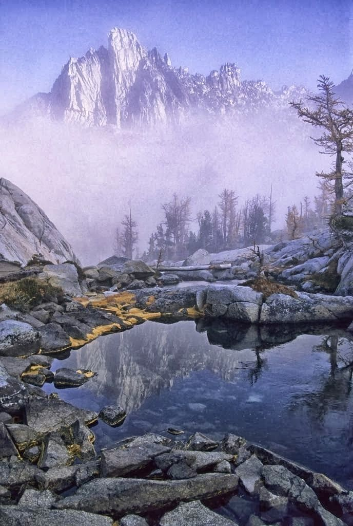Leprechaun Lake, Washington