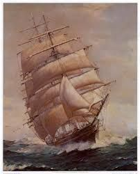 Image result for 19th century sailing ships,england