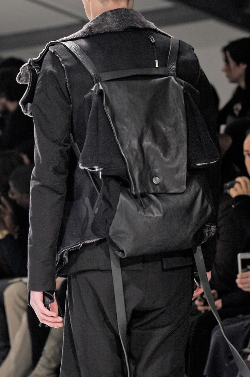 The new Dark Wave (21st Century) Back Pack for the modern man.