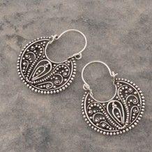 Bijoux Thaïlande, bijoux argent thailandais: bagues, boucles d'oreilles, bracelets, colliers, pendentifs (5) - Nahuacali