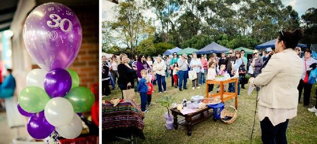 Cobbitty Markets is now in it's 34th year of continuous operation. All proceeds go to a range of charities, local not-for-profit community groups and individuals in need.