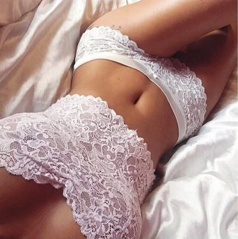 Sexy Lace Two-piece Lingerie