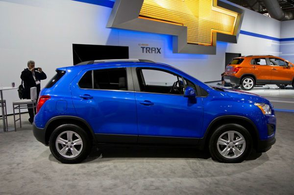 2016 Chevrolet Trax - http://www.gtopcars.com/makers/chevrolet/2016-chevrolet-trax/