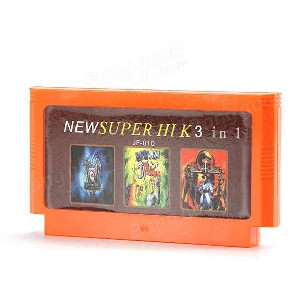 Only US$4.99, buy best 3 in 1 8 Bit Game Cartridge Mortal Kombat 4 for NES Nintendo sale online store at wholesale price.US/EU warehouse.