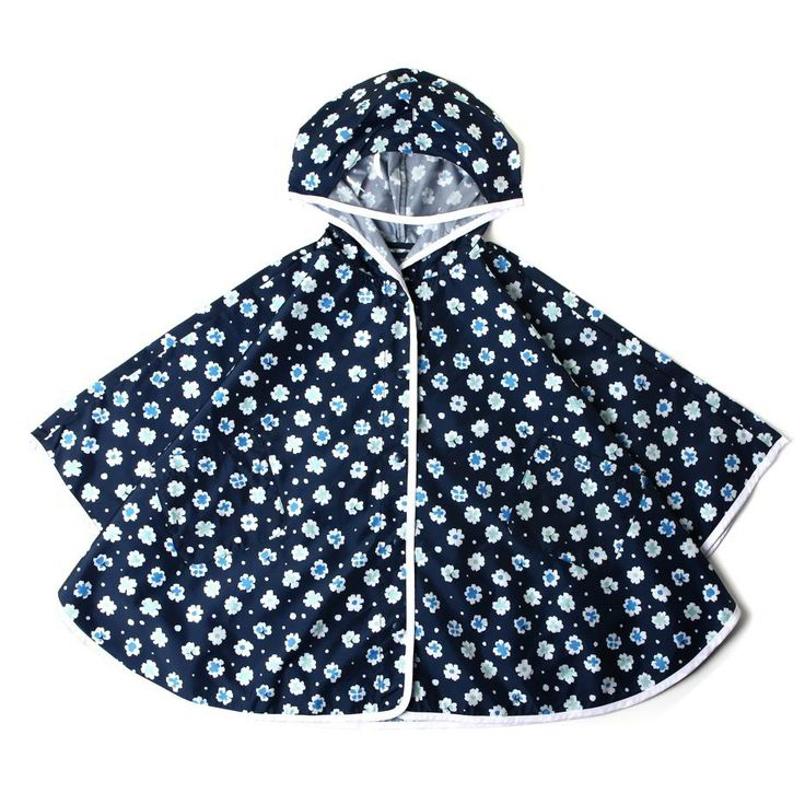 Topten10 KIDS UNISEX Pattern Cape Rain Coat FAM #Topten10 #RainGear #Everyday