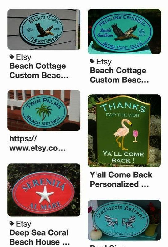 Beach Rustic Signs Coastal Of Sea Level