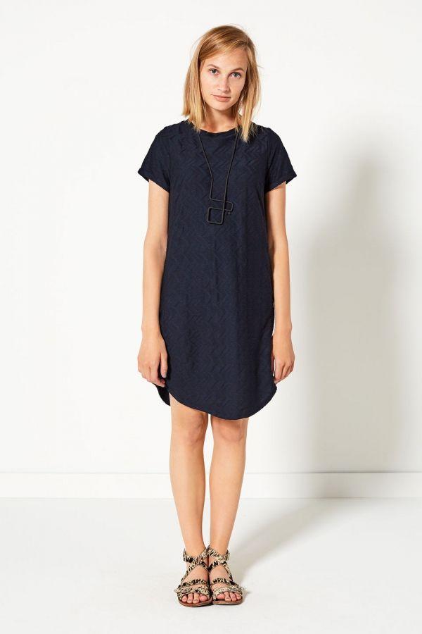 Casual jurk Donker blauw